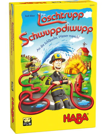 HABA In a Flash Firefighters 305479