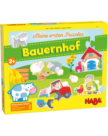HABA My very first puzzles - Farm 305471