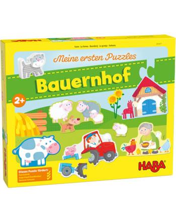 HABA Mes premiers Puzzles - La ferme 305471