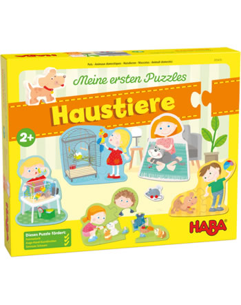 HABA My very first puzzles - Pets 305470
