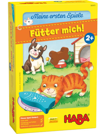 HABA My Very First Games – Nibble munch crunch 305473