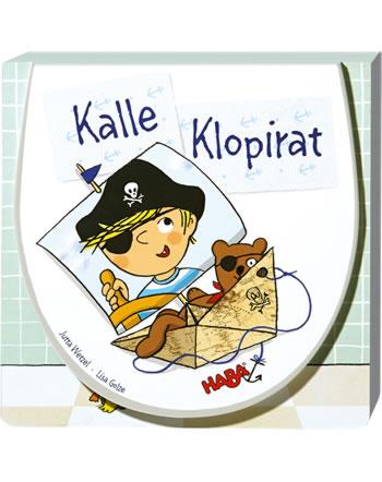 HABA Papp-Buch Kalle Klopirat 301462
