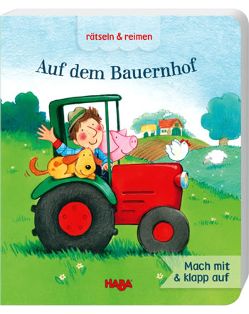 HABA rätseln & reimen - Auf dem Bauernhof 304352
