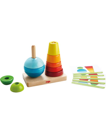 HABA Pegging game Fun with shapes 305404