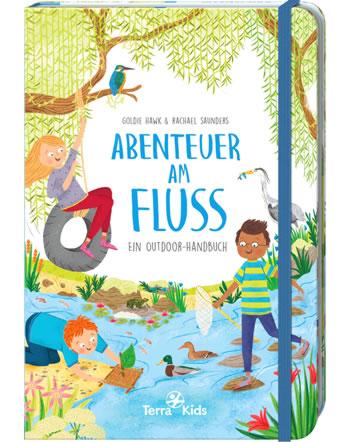 HABA Terra Kids Buch Abenteuer am Fluss - Ein Outdoor-Handbuch 304601