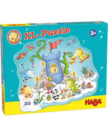 HABA XL-Puzzle Fête chez les dragons 305466