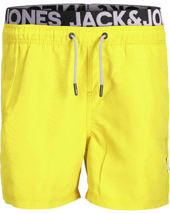 Jack & Jones Junior Short de bain JJIARUBA vibrant yellow 12169528