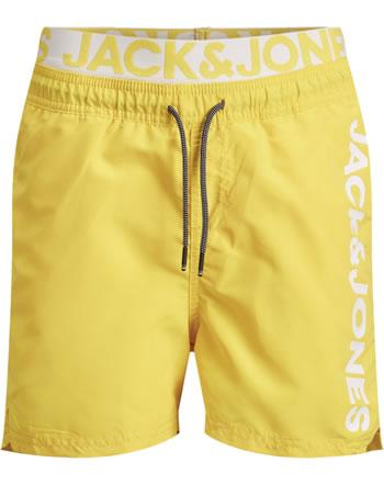 Jack & Jones Junior Short de bain JJIBALI vibrant yellow 12184583