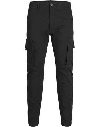 Jack & Jones Junior Cargo Hose SLIM NOOS black 12151646