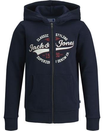 Jack & Jones Junior Hoodie Kapuzenjacke JJELOGO nava blazer 12195493