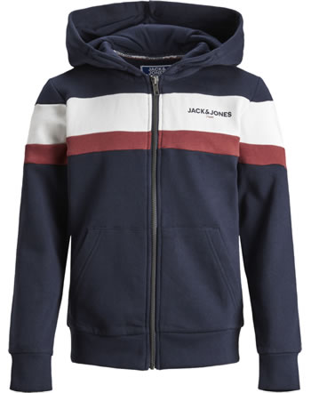 Jack & Jones Junior Hoodie Vest navy blazer 12159309