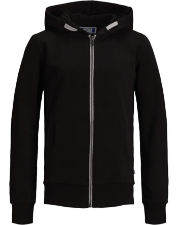 Jack & Jones Junior Hoodie Vest NOOS black 12148625