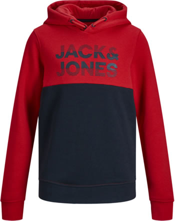 Jack & Jones Junior Hoodie JCOMILLA chinese red 12167673