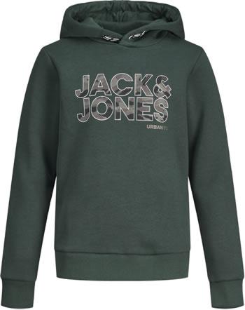 Jack & Jones Junior Sweat Hood JCORAD darkest spruce 12176865