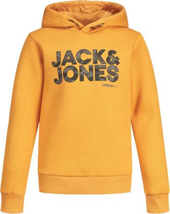 Jack & Jones Junior Sweat Hood JCORAD golden orange 12176865