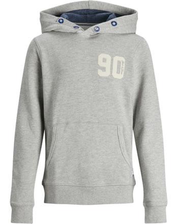 Jack & Jones Junior Sweat Hood JJ30STRUCTURE cool grey 12179914