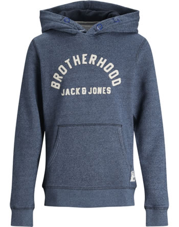 Jack & Jones Junior Sweat Hood JJ30STRUCTURE navy blazer 12179914
