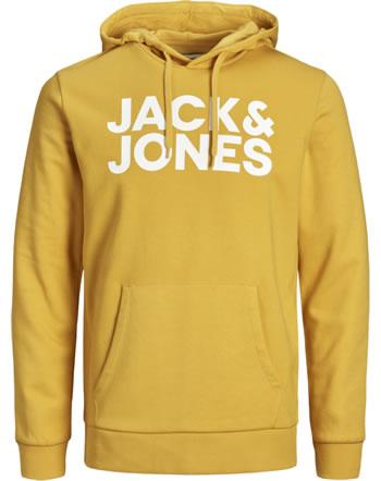 Jack & Jones Junior Sweat Hood JJECORP NOOS spicy mustard 12152841