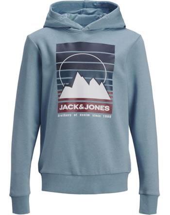 Jack & Jones Junior Sweat Hood JORDEHSEL blue heaven 12181024