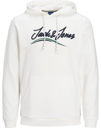 Jack & Jones Junior Hoodie JORFLEXX cloud dancer 12168372