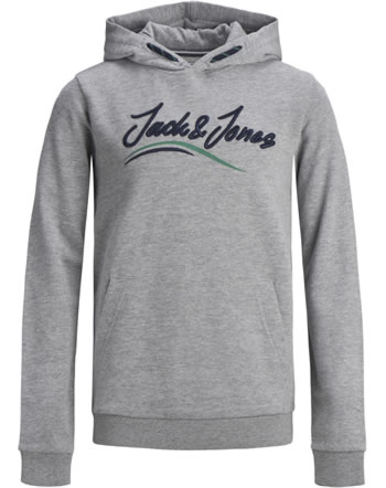 Jack & Jones Junior Hoodie JORFLEXX light grey m. 12168372