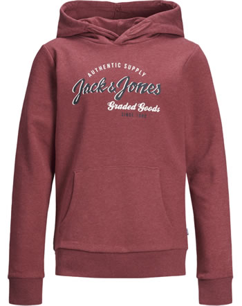 Jack & Jones Junior Hoodie NOOS rio red 12158423