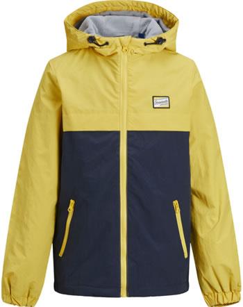 Jack & Jones Junior jacket JORTAM spicy mustard 12177055