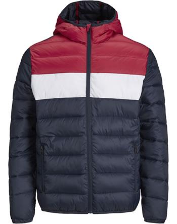 Jack & Jones Junior Jacket with hood JJEMAGIC PUFFER HOOD navy blazer 12177369