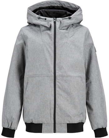 Jack & Jones Junior Veste JJESHALE NOOS light grey melange 12165551