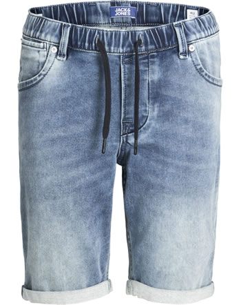 Jack & Jones Junior Jeans-Short JJIRICK JJDASH blue denim 12173120