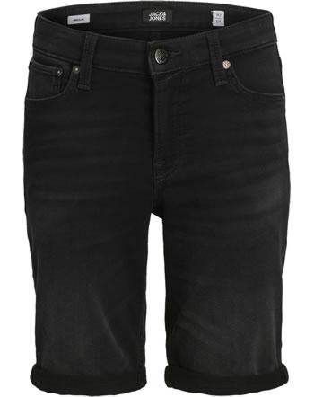 Jack & Jones Junior Jeans-Short JJIRICK JJICON black denim 12167643
