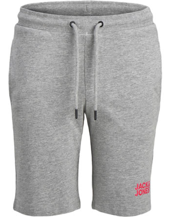 Jack & Jones Junior Sweat-Shorts JJIBOB light grey melange 12173262