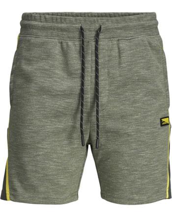 Jack & Jones Junior Sweat-Shorts JJIKOBE oil green 12188373