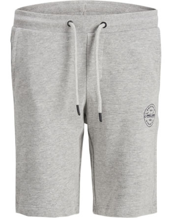 Jack & Jones Junior Sweat-Shorts JJISHARK light grey melange 12165944
