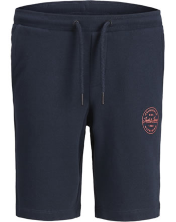 Jack & Jones Junior Sweat-Shorts JJISHARK black 12165944