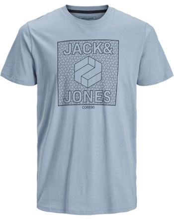 Jack & Jones Junior T-shirt manches courtes JCOCOMPLETE faded denim 12168805