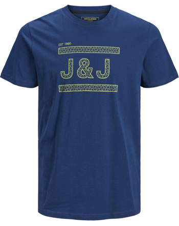Jack & Jones Junior T-shirt manches courtes JCOCOMPLETE navy peony 12168805