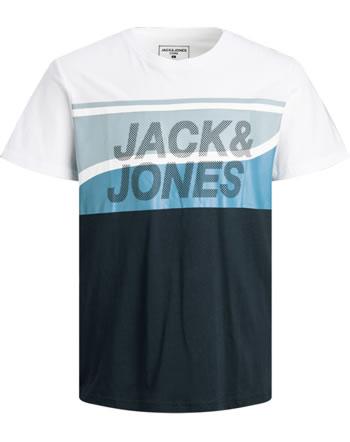 Jack & Jones Junior T-Shirt Kurzarm JCORESIST navy blazer 12188532