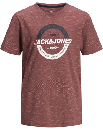 Jack & Jones Junior T-shirt manches courtes JCOSTRONG rio red 12167700