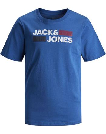 Jack & Jones Junior T-Shirt Kurzarm JJECORP NOS classic blue play 12152730