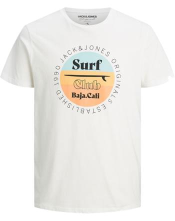 Jack & Jones Junior T-Shirt Kurzarm JORCABANA cloud dancer 12189071