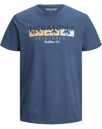 Jack & Jones Junior T-Shirt Kurzarm JORCABANA ensign blue 12189071