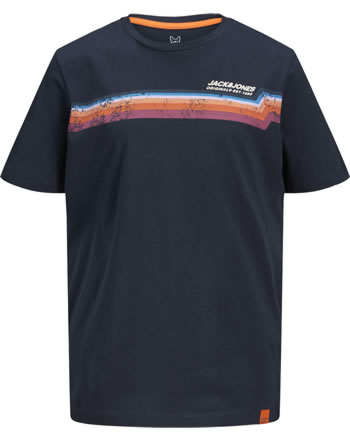 Jack & Jones Junior T-Shirt Kurzarm JORTYLER navy blazer 12186783