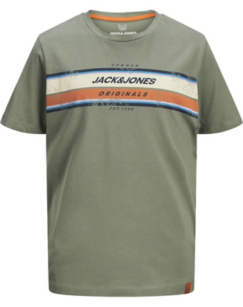 Jack & Jones Junior T-Shirt Kurzarm JORTYLER sea spray 12186783