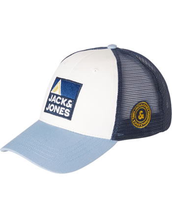 Jack & Jones Junior Trucker Cap ashley blue 12168834