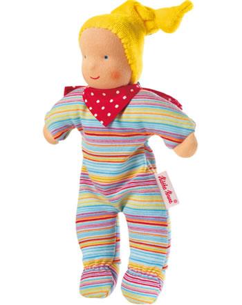 Käthe Kruse Waldorf-Doll Garden Baby Schatzi yellow 0138236