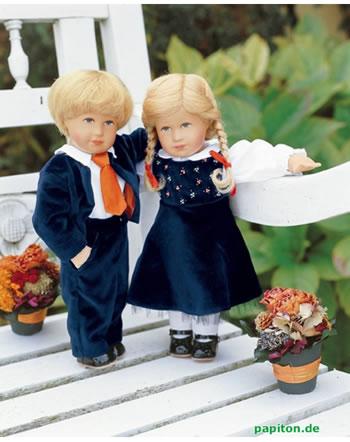 Käthe Kruse Puppe Ulla 32603 -.-