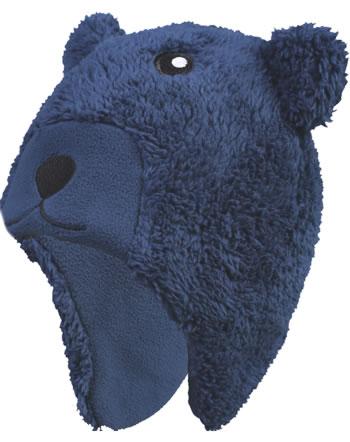 Color Kids Fleece-Inkamütze KIPPO mit Ohren estate blue 103838-0188
