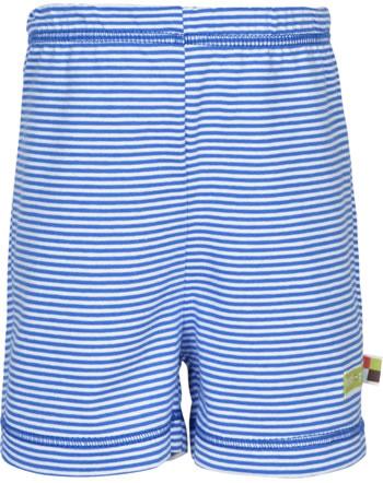 loud + proud Jersey-Shorts RINGEL cobalt 4071-cob GOTS