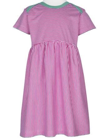 loud + proud Dress STRIPES azalea 6025-aza GOTS